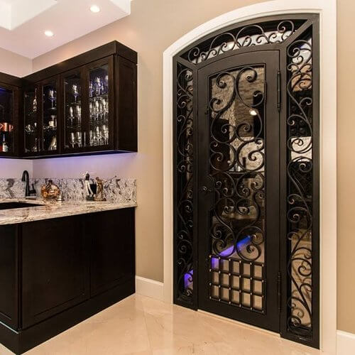 products wine door